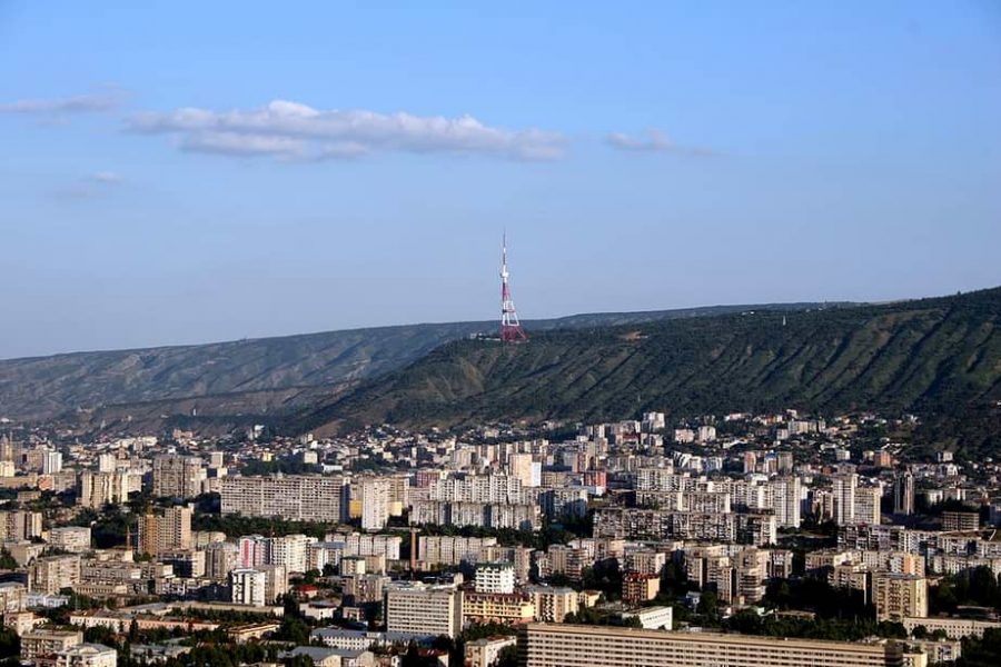 Saburtalo district Tbilisi